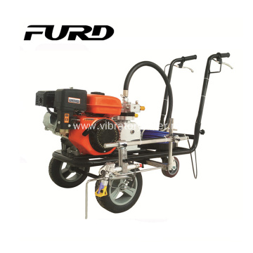 Hand Push Cold Spray Road Line Marking Machine